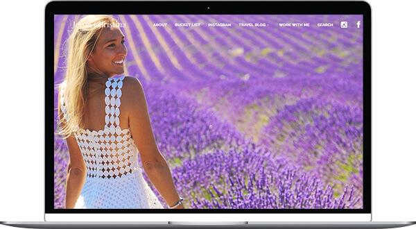 Jetset Christina web sajt